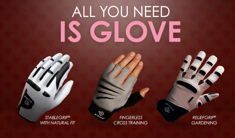 StableGrip Golf Glove