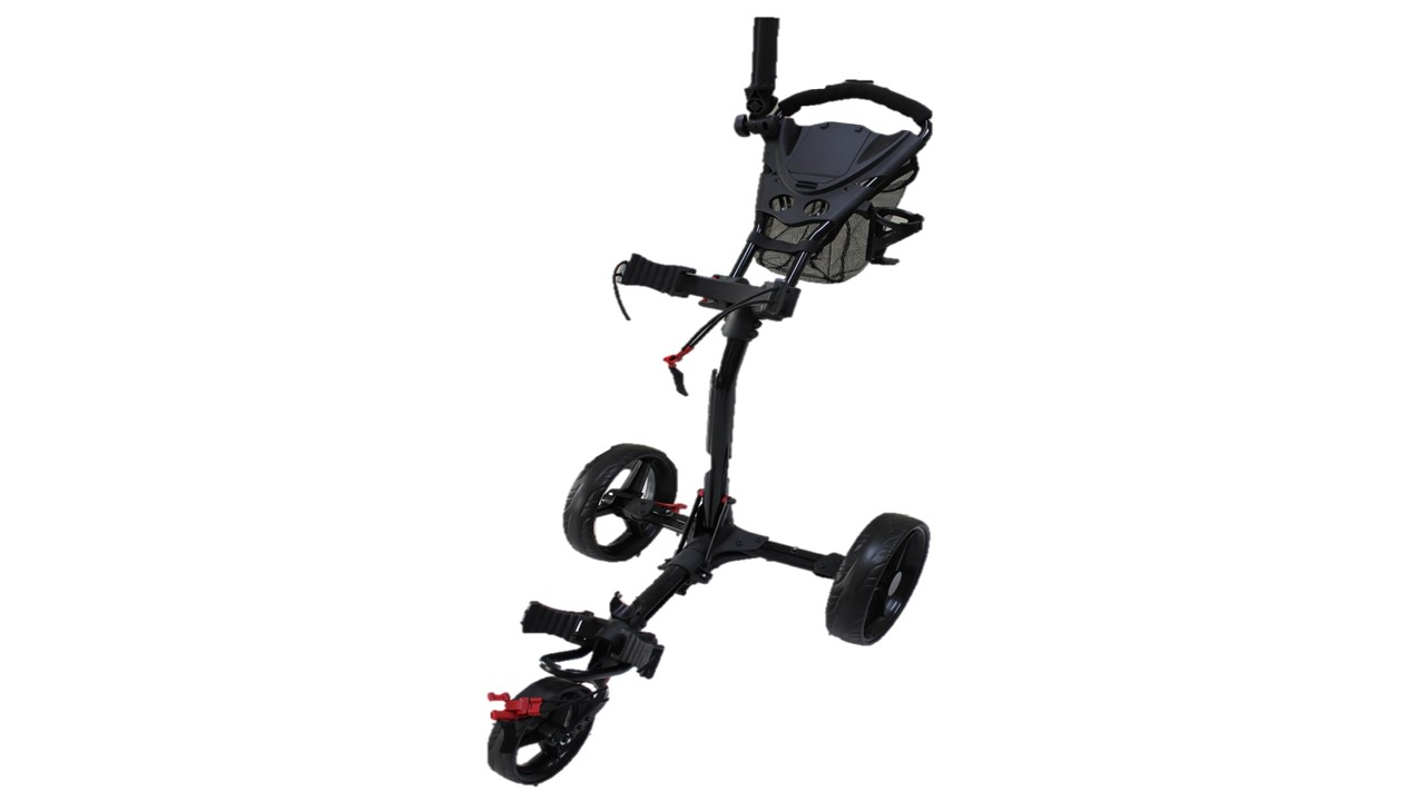 Golf Cart (Black)