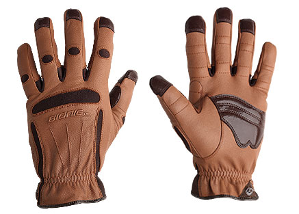 Mens Tough Pro Gardening Gloves