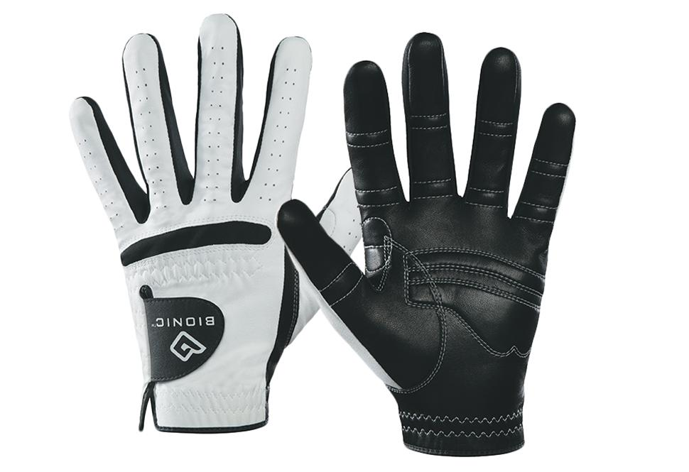 Men's RelaxGrip (Black Palm) Golf Glove