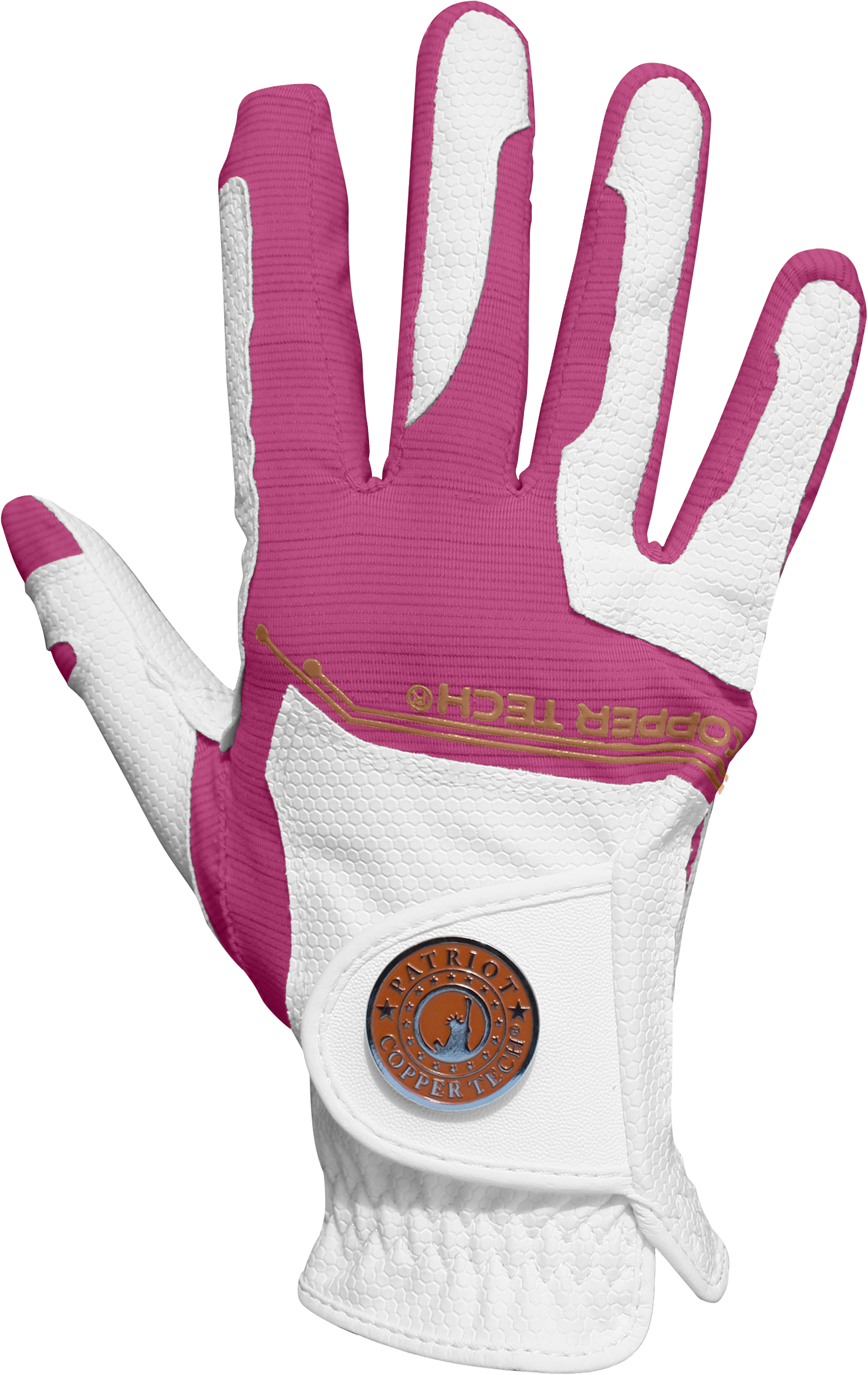 Copper Tech All Weather (White/Pink)